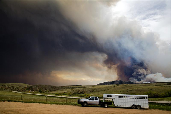 Strategies For Coping With Smoke From Wildfires