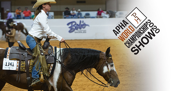 Popular Ranch Classes See a Jump at 2020 APHA World Show