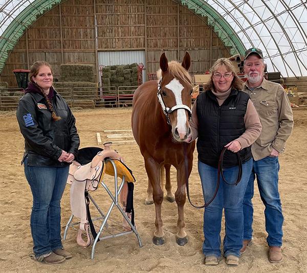 Congress Super Sale Rod's Trophy Saddle Award