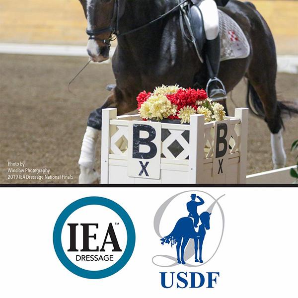 IEA Announces USDF As Member Partner