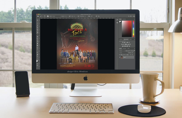 Behind the Scenes – The World of Equine Graphic Design