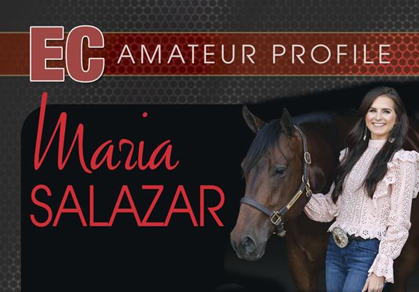 Amateur Profile – Maria Salazar