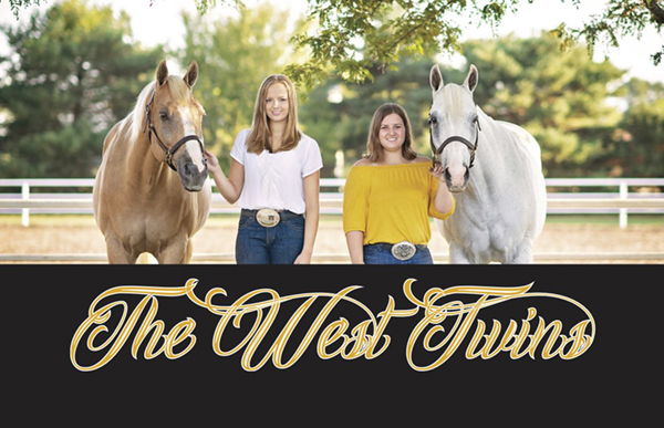 The West Twins – Same, but Different