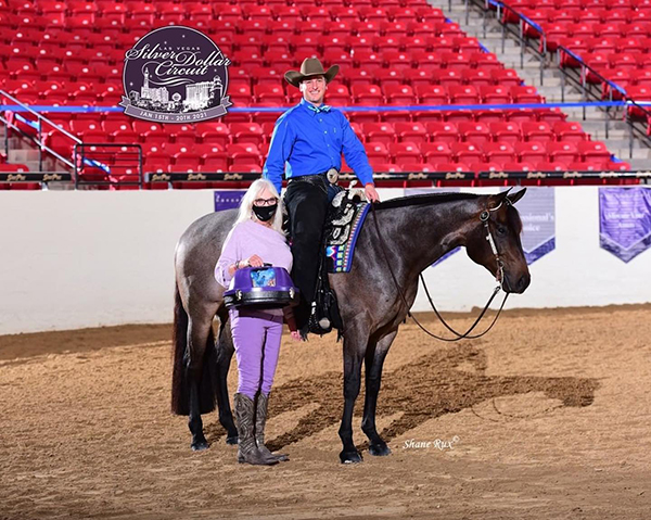 NSBA and Silver Stakes Classes Crown Winners at Silver Dollar Circuit