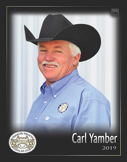 NSBA Remembers Quarter Million Dollar Member, Carl Yamber