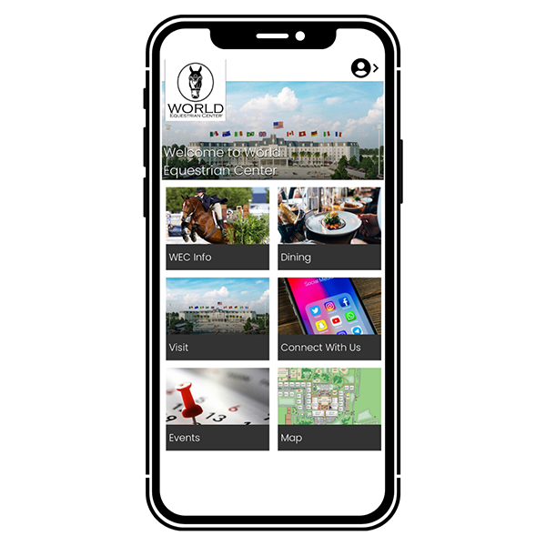 World Equestrian Center – Ocala Launches Official App