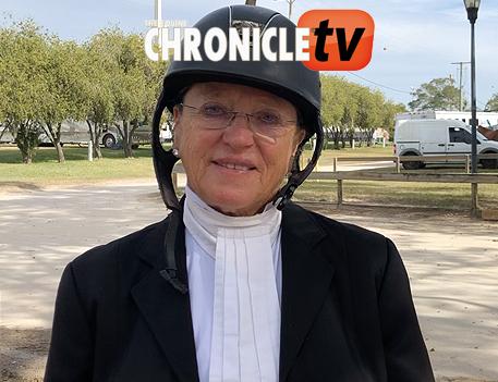 Lynn Palm – Dressage Classes at FL Gulf Coast