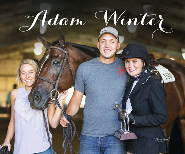 Trainer Profile – Adam Winter
