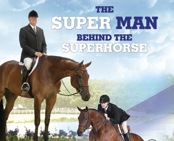 The Super Man Behind the Superhorse – Chuck Briggs and Dancin N The Dirt