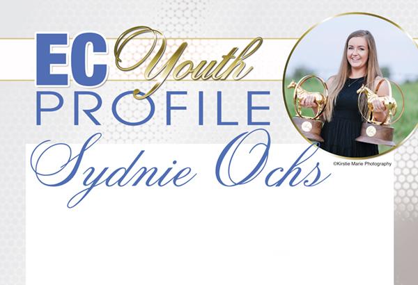 Youth Profile – Sydnie Ochs