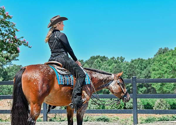 """""""He's Not an Appaloosa. His Spots Move""""…"""