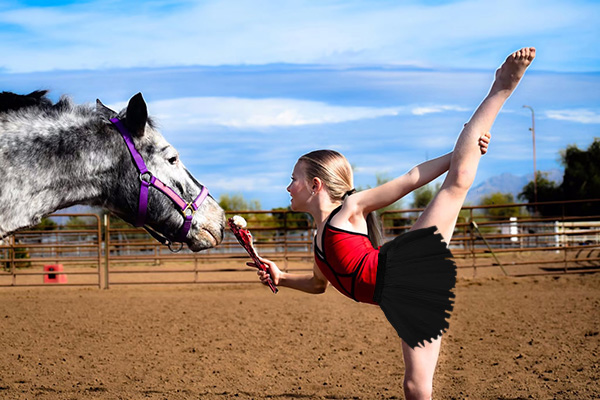 A Horse is the Ultimate Dance Partner