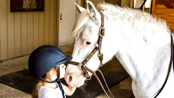 Why Horses Are Good For Little Girls