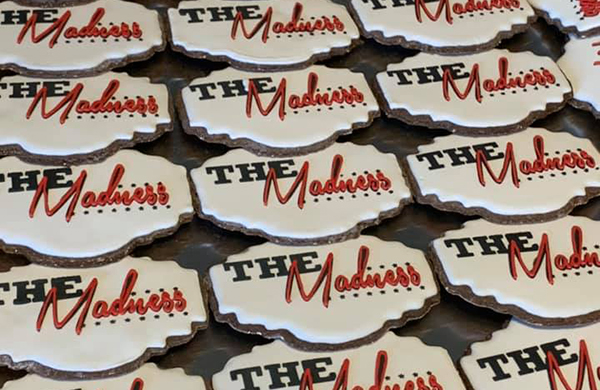 SO Many Cookies. It's Madness at The Madness!