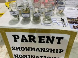 EC TV- Parent's Showmanship Winning Runs