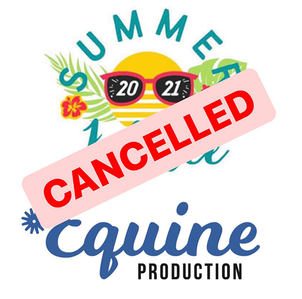 MQHA Summer Jubilee Cancelled