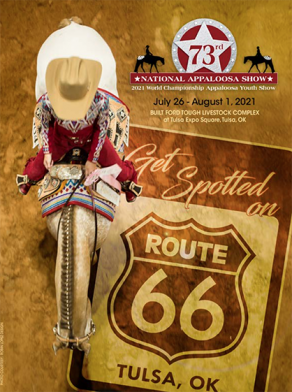 Entries Open For Appaloosa Nationals and Youth World Show