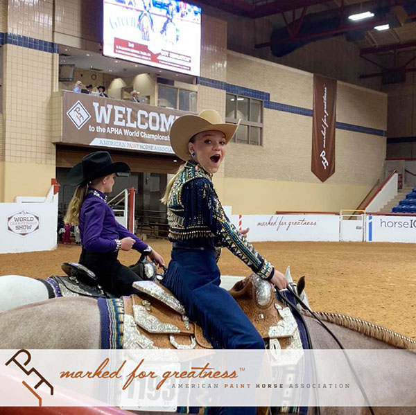 The Next Generation: Walk-Trot to the Top with Emme Graves