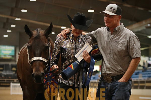 Around the Rings- NSBA World Show- Part 1