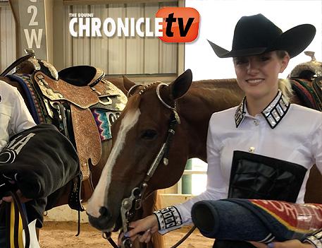 ECTV- 2021 NSBA World Show- Novice Youth Western Riding