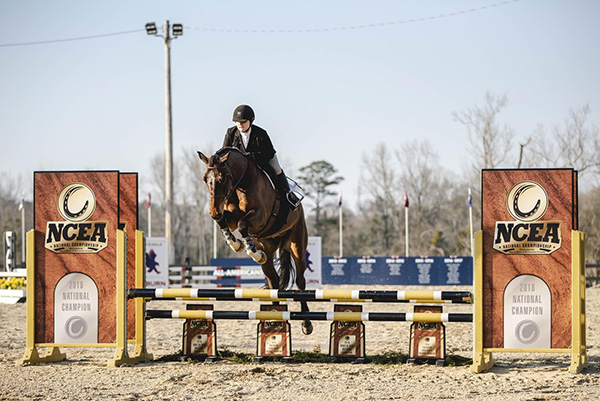 Lynchburg Equestrian Claims First-ever NCEA Victory