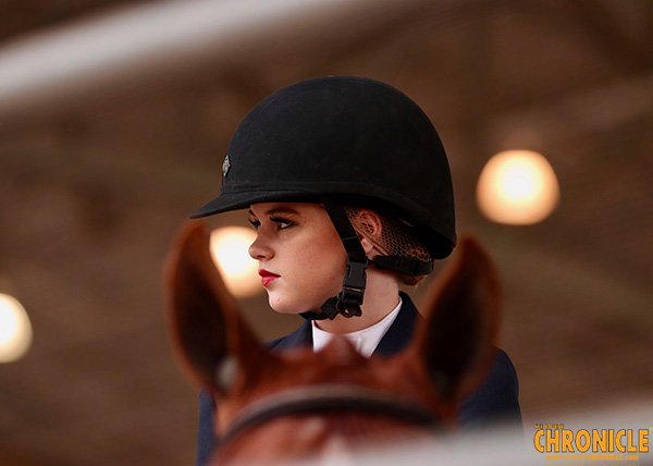 Use Fear-Setting to Conquer Your Next Horse Show