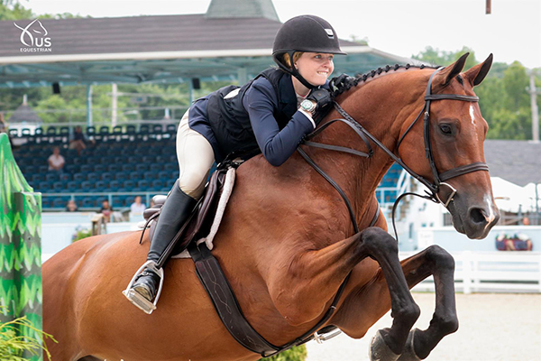 Champion Equestrians Are Choosing Clarkson University Online
