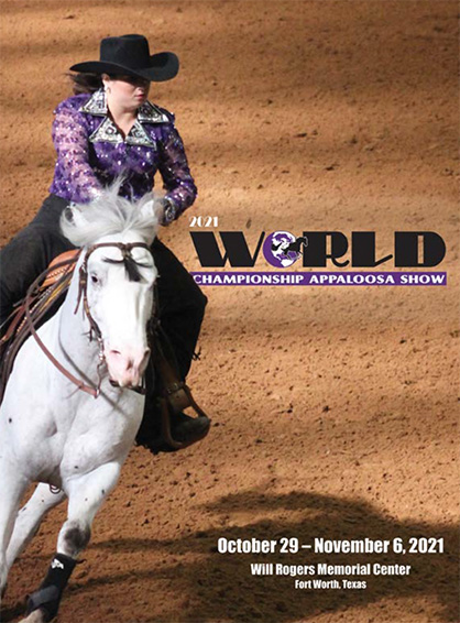 ApHC World Show Premium Book Available Now