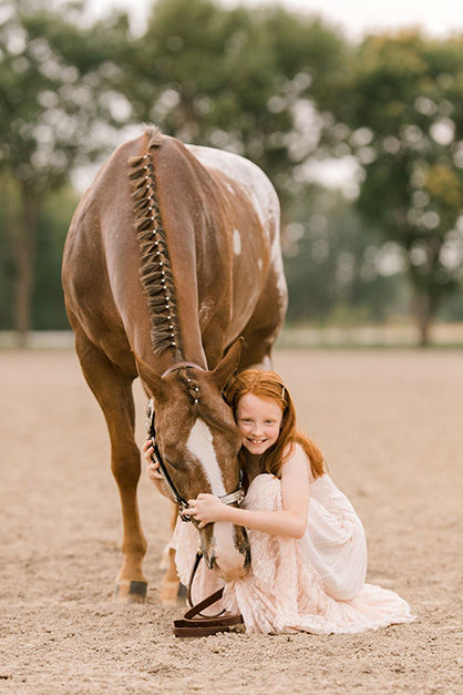 EC Photo of the Day- Horses Change Lives