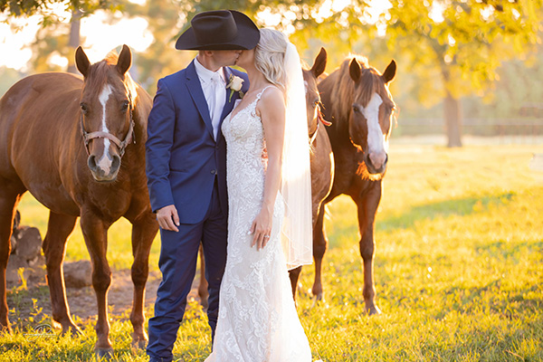 Congratulations to Cody and Tanna Parrish on Recent Nuptials!