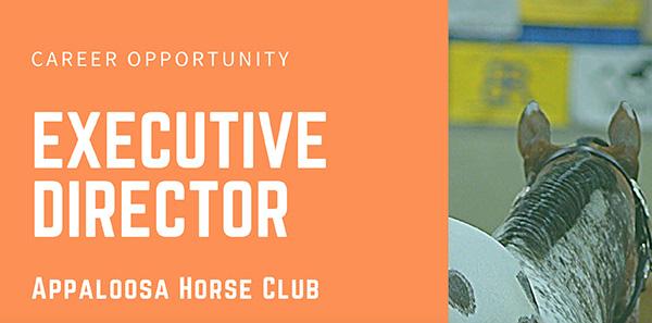 ApHC Seeking Executive Director