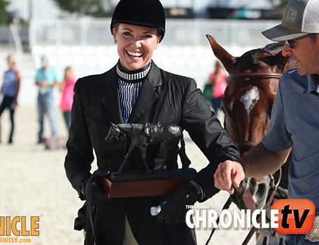 ECTV- 2021 Championship Show – Maturity Limited Hunter Under Saddle