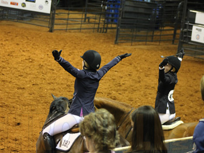 EC Photo of the Day From 2013 AQHYA World Show