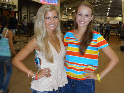 Congratulations to AQHA Youth Exhibitor, Abby Floyd, on Reaching Top 16 at Miss Teen USA