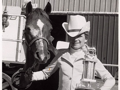 Throwback Thursday- Halter Horse Show Pen Style From the Past