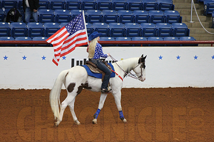 Free Horseback Rides For Veterans and Families During Pinto World Show