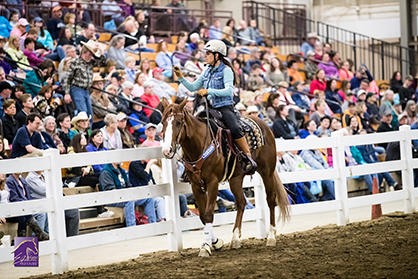 Find Out What's New at Equine Affaire
