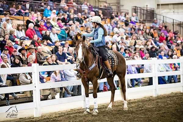 Ride With a Pro at Equine Affaire 2020