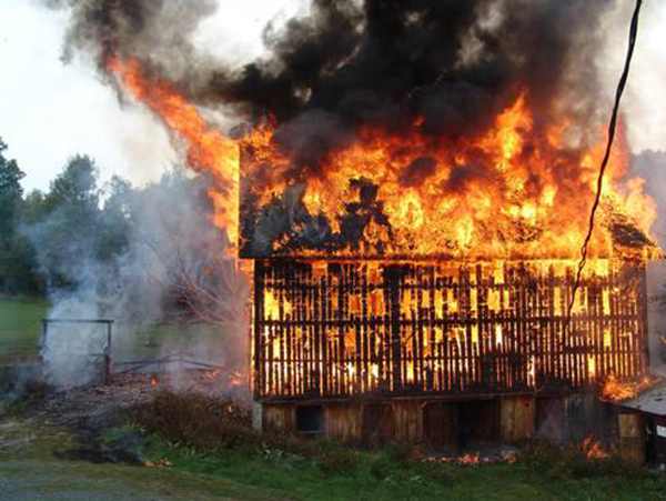 Preventing and Preparing For Barn Fires