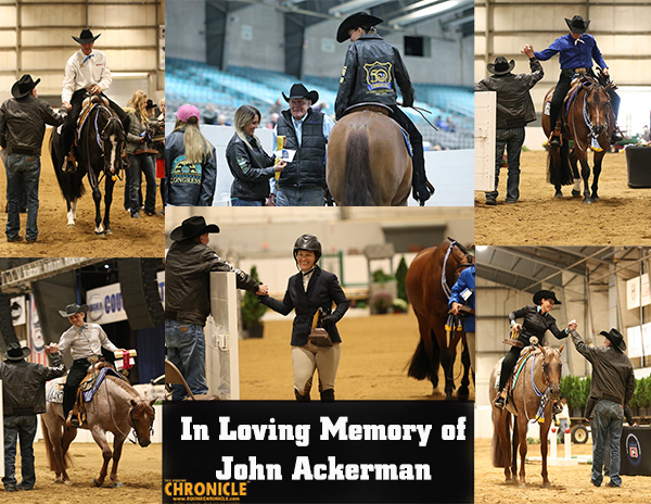 "Sincerest Condolences Following Passing of ""Congress Gate Man"" John Ackerman"