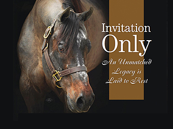 Invitation Only – An Unmatched Legacy is Laid to Rest