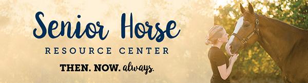 SmartPak's Senior Horse Resource Center