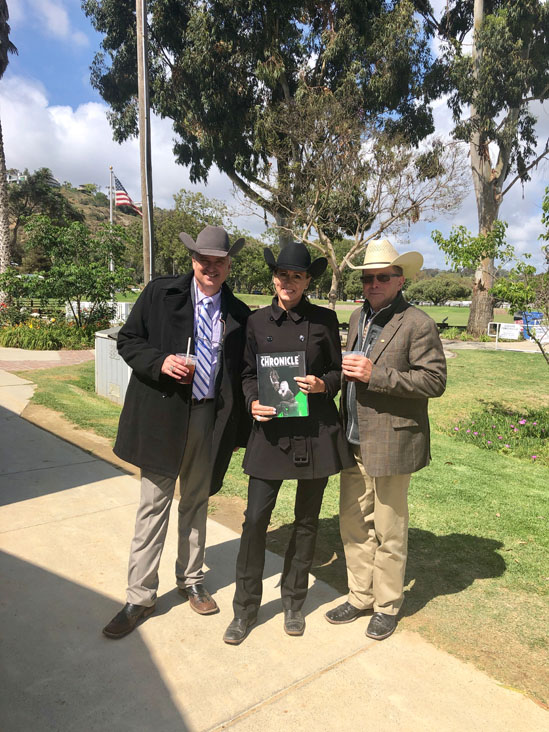 Around the Rings at 2019 Sun & Surf – May 17 with the G-Man