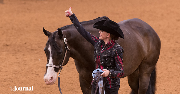 Paint Horse Foundation Welcomes Meredith Landy to Board
