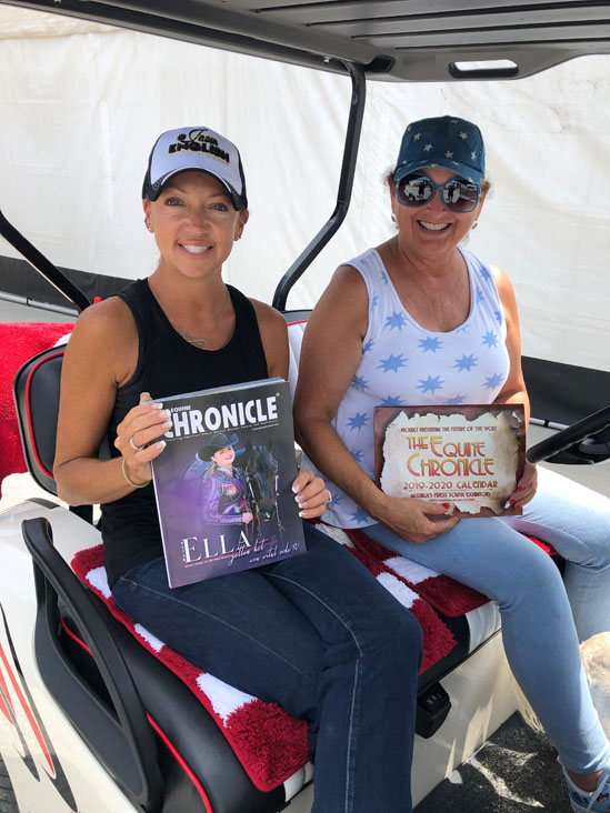 Around the Rings at the 2019 Big A – July 6 with the G-Man