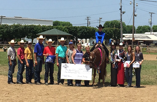 Complete Results- WPSS Classes at Tom Powers Futurity