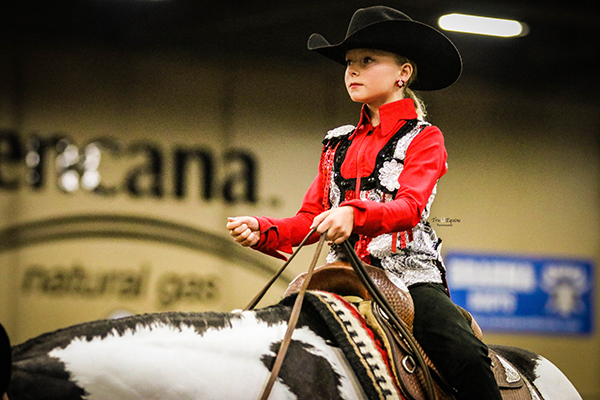 Around the Ring Photos- APHA Zone 10 Show