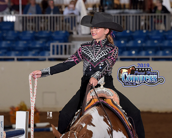 Congratulations to High Point Champions at Paint Horse Congress!