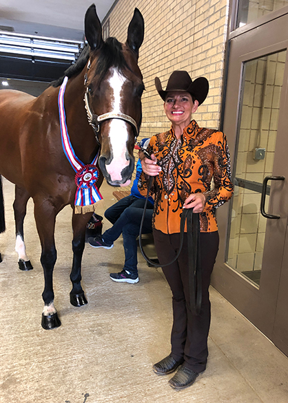 2019 Select World Show- Showmanship
