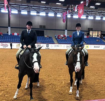 2019 APHA World Show- Hunter Under Saddle, Equitation, Over Fences